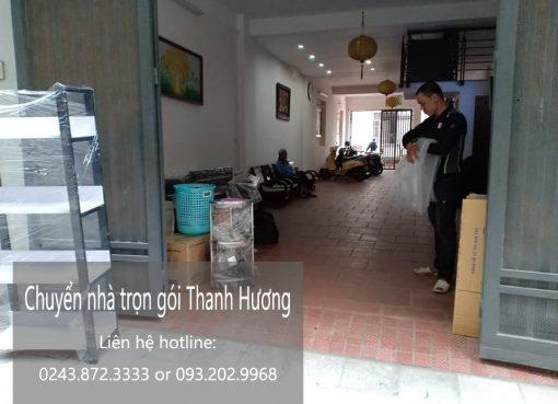 Dịch vụ chuyển nhà trọn gói Thanh Hương tại phố Hoàng Sâm