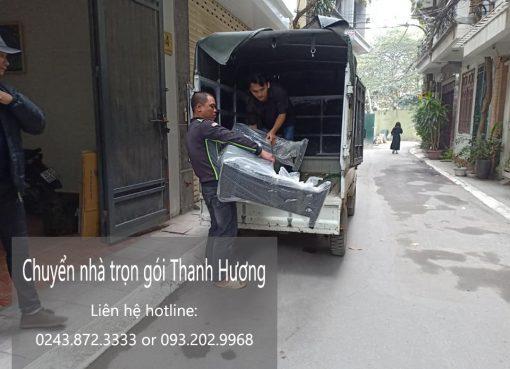 Chuyển nhà Thanh Hương tại phố Đào Văn Tập