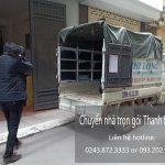Dịch vụ chuyển nhà trọn gói Thanh Hương tại phố Kẻ Tạnh