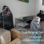 Dịch vụ chuyển nhà trọn gói tại phố Vạn Kiếp