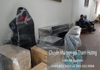 Dịch vụ chuyển nhà trọn gói tại phố Minh Khai