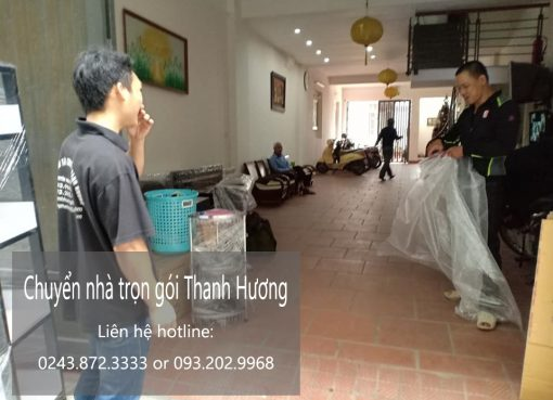 Dịch vụ chuyển nhà tại phố Nguyễn Huy Tự