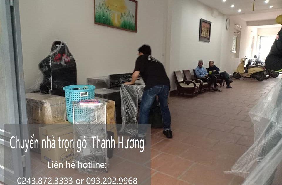 Dịch vụ chuyển nhà Thanh Hương tại phố Đại Linh