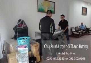 Dịch vụ chuyển nhà tại phố Lê Văn Linh