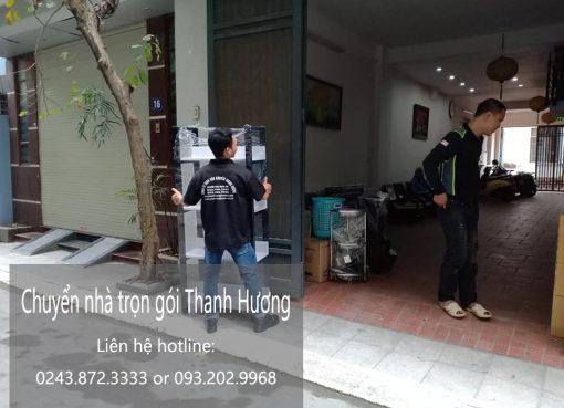 Chuyển nhà trọn gói Thanh Hương tại phố Kim Quan
