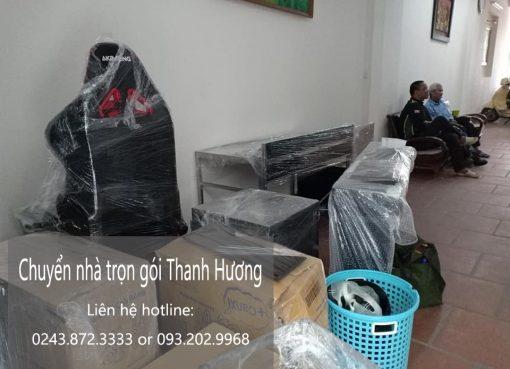 Dịch vụ chuyển nhà trọn gói Thanh Hương tại phố Thanh Bảo