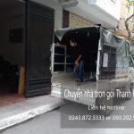 Dịch vụ chuyển nhà Thanh Hương tại phố Lãn Ông