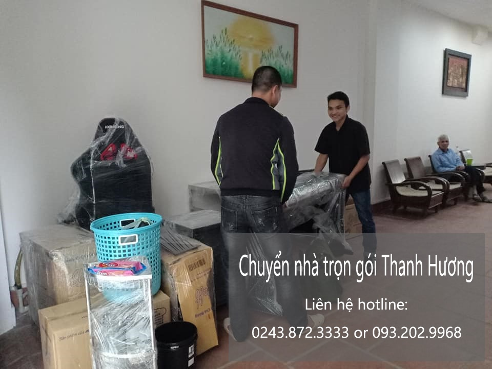 Dịch vụ chuyển nhà tại chung cư N08-Giang Biên