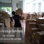 Dịch vụ chuyển nhà Thanh Hương tại phố Nguyên Khiết
