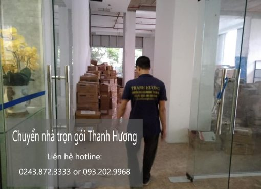 Dịch vụ chuyển nhà trọn gói tại đường Đông Mỹ
