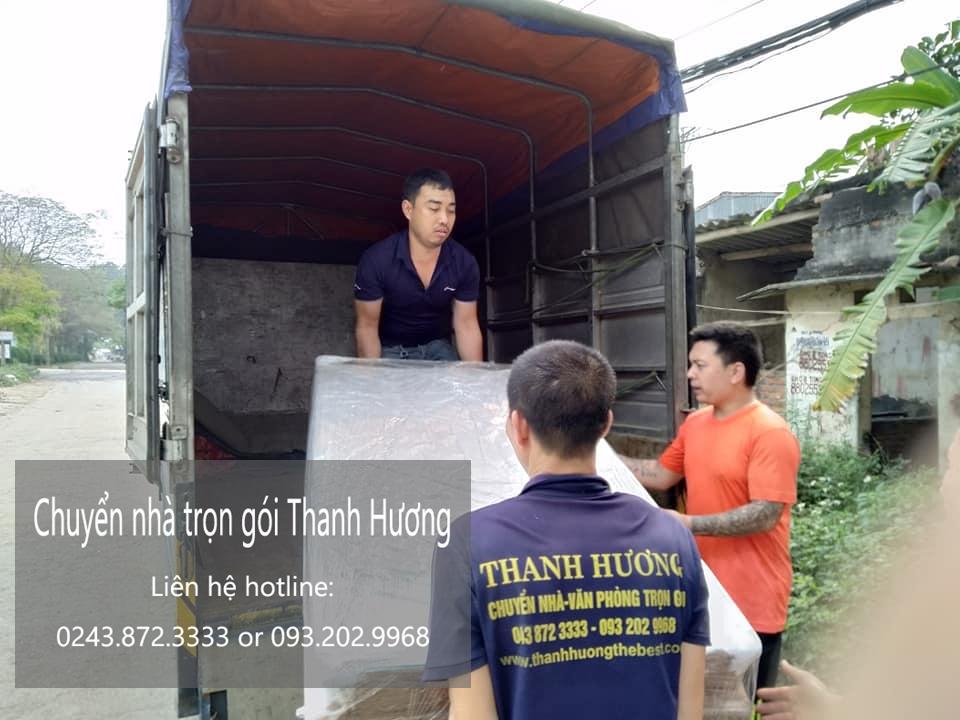 Dịch vụ chuyển nhà trọn gói Thanh Hương tại phố La Nội