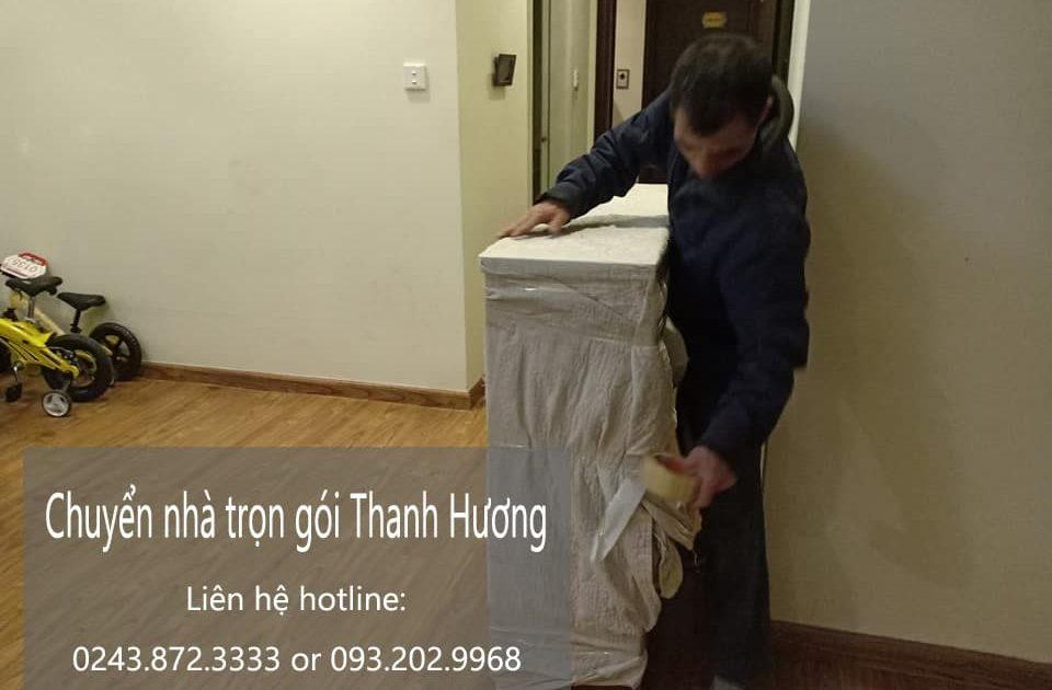 Dịch vụ chuyển nhà trọn gói tại đường Phạm Hùng