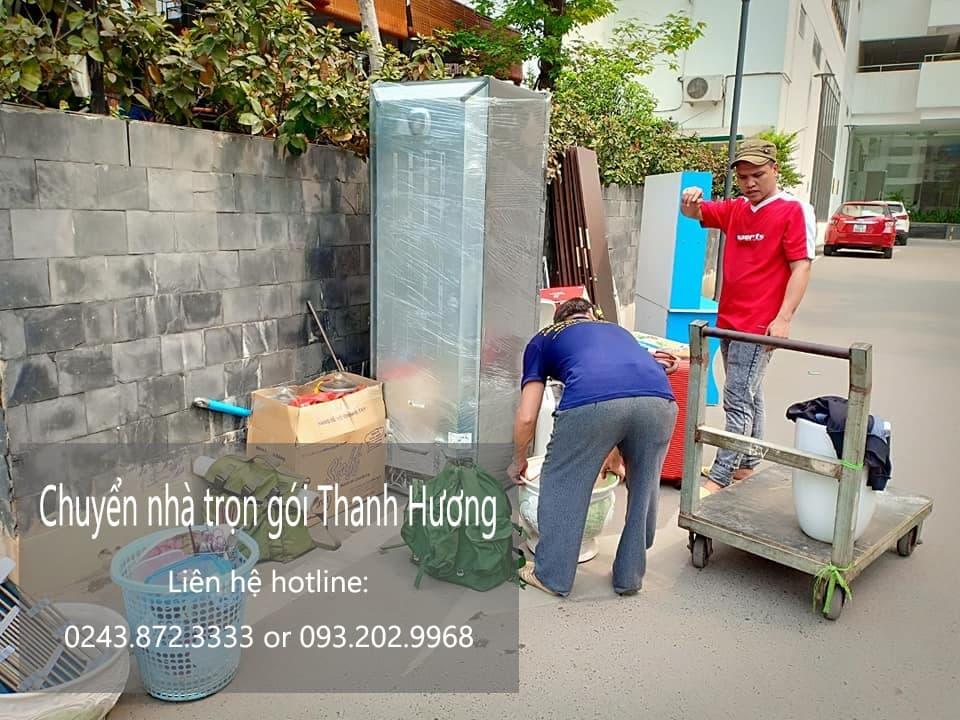 Chuyển nhà Thanh Hương tại phố Hàng Mắm