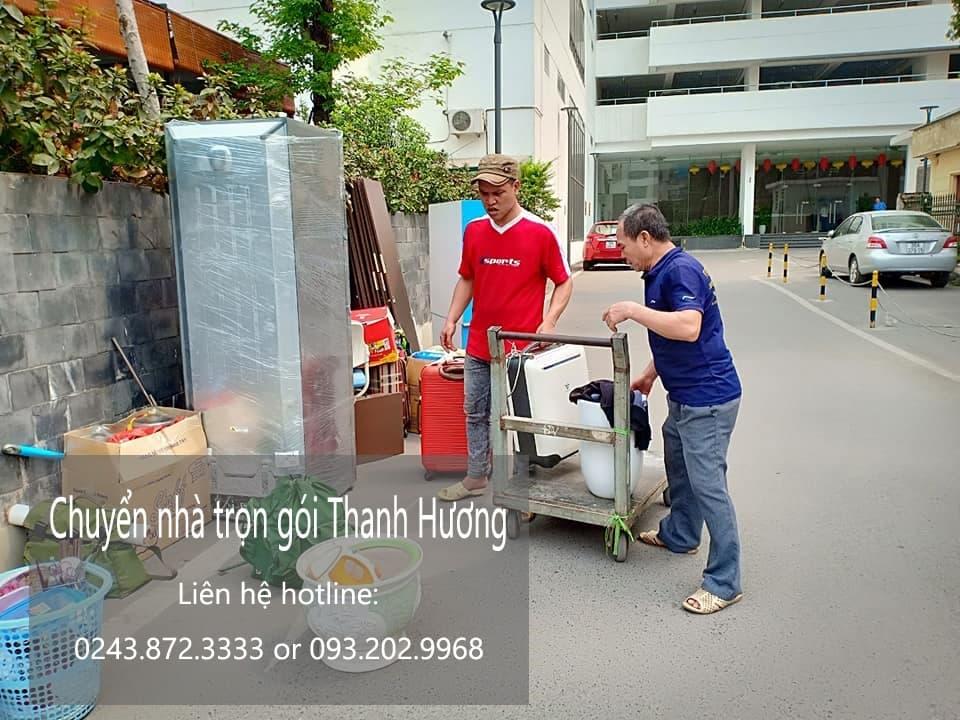 Dịch vụ chuyển nhà trọn gói tại phố Tôn Quang Phiệt