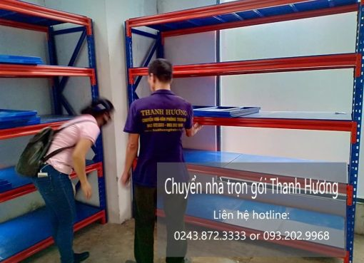 Dịch vụ chuyển nhà trọn gói tại phố Trần Điền