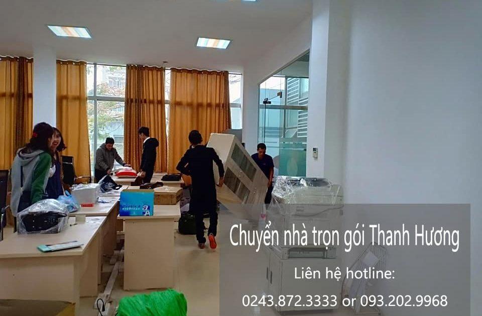 Chuyển nhà Thanh Hương tại phố Vân Đồn