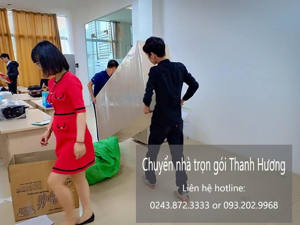 Dịch vụ chuyển nhà trọn gói tại phố Lý Văn Phức