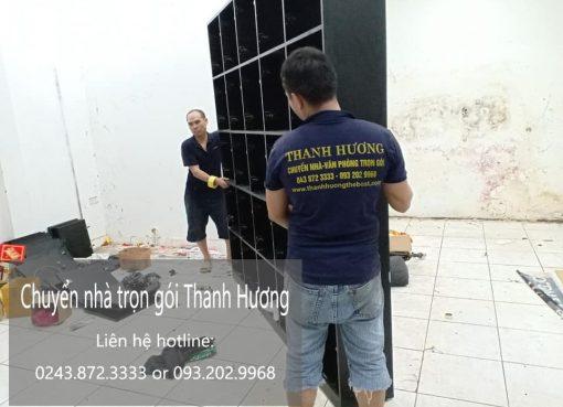 Dịch vụ chuyển nhà Thanh Hương tại phố Hàng Lược