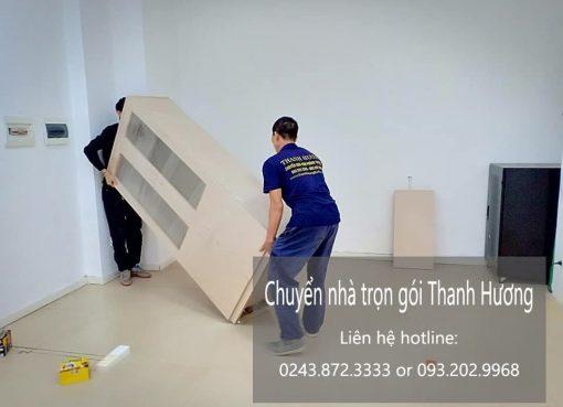 Dịch vụ chuyển nhà trọn gói Thanh Hương tại phố Tân Phong