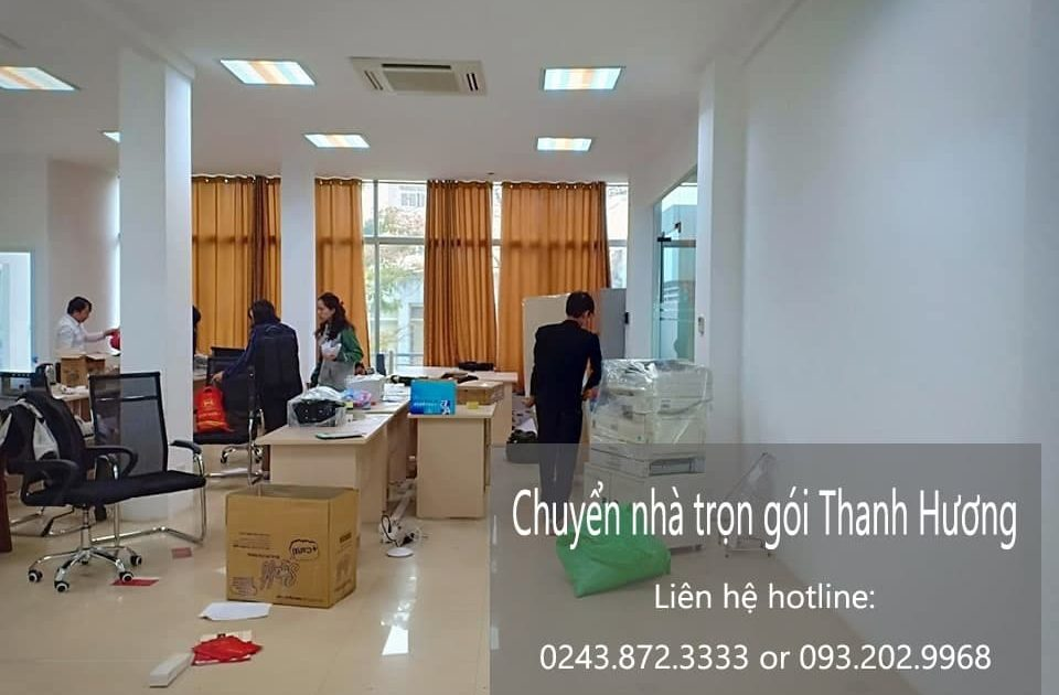 Dịch vụ chuyển nhà trọn gói Thanh Hương tại đường Kim Giang