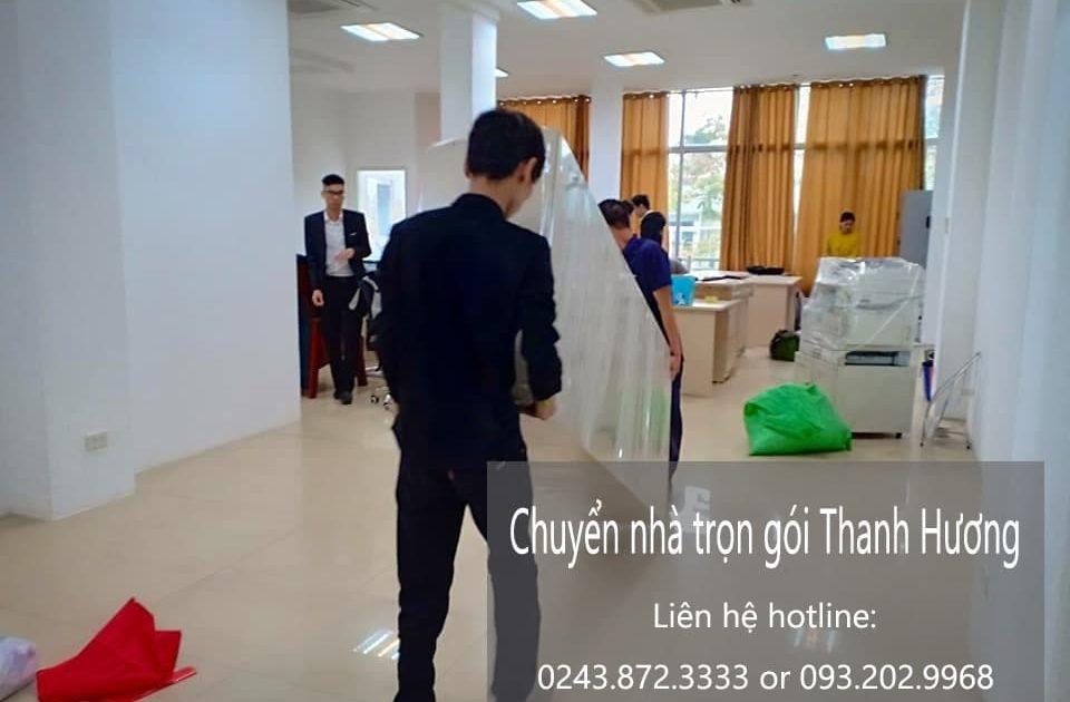 Dịch vụ chuyển nhà tại phố Xuân Phương