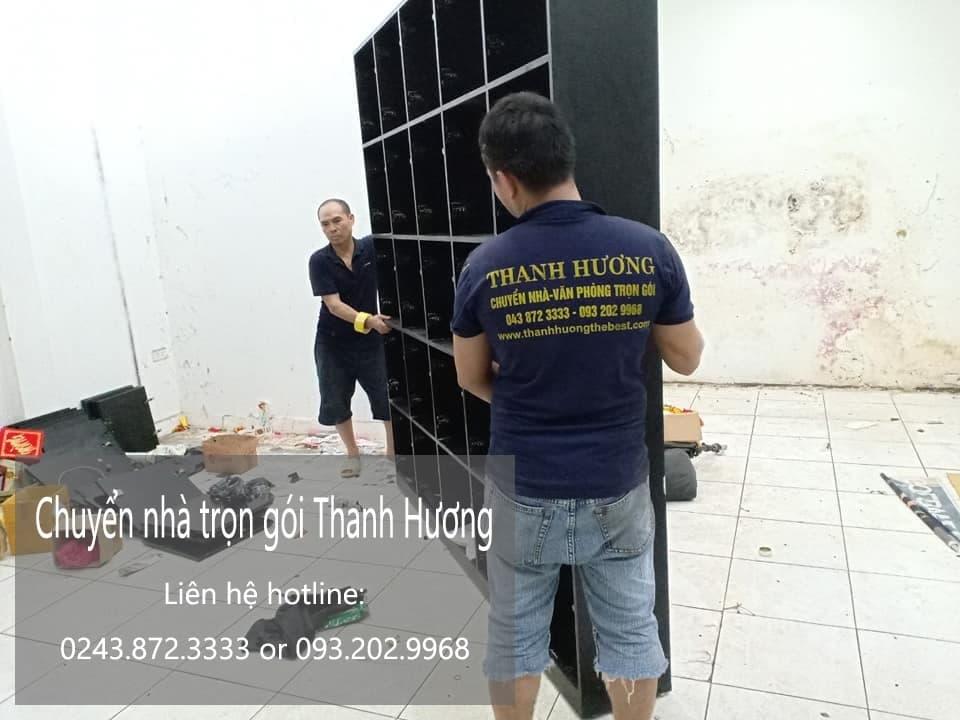 Dịch vụ chuyển nhà Thanh Hương tại phố Triều Vũ