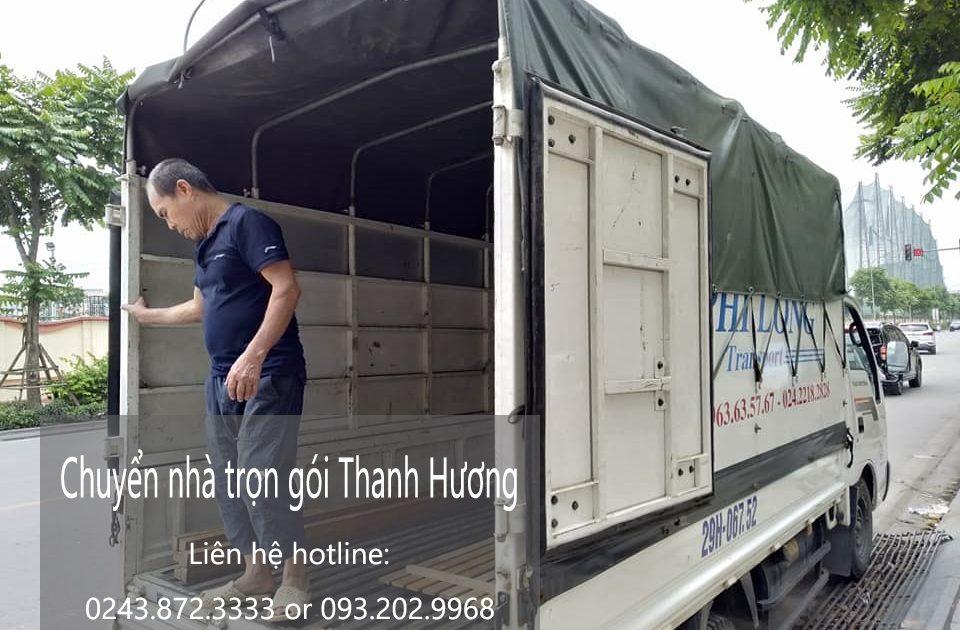 Chuyển nhà Thanh Hương tại phố Huế