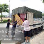 Dịch vụ chuyển nhà trọn gói tại phố Tô Ngọc Vân