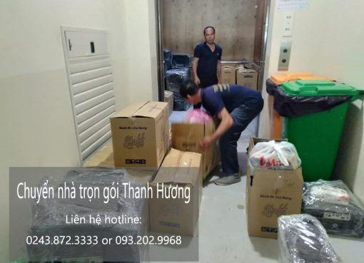 Quyết Đạt chuyển nhà giá rẻ tại phố Bồ Đề