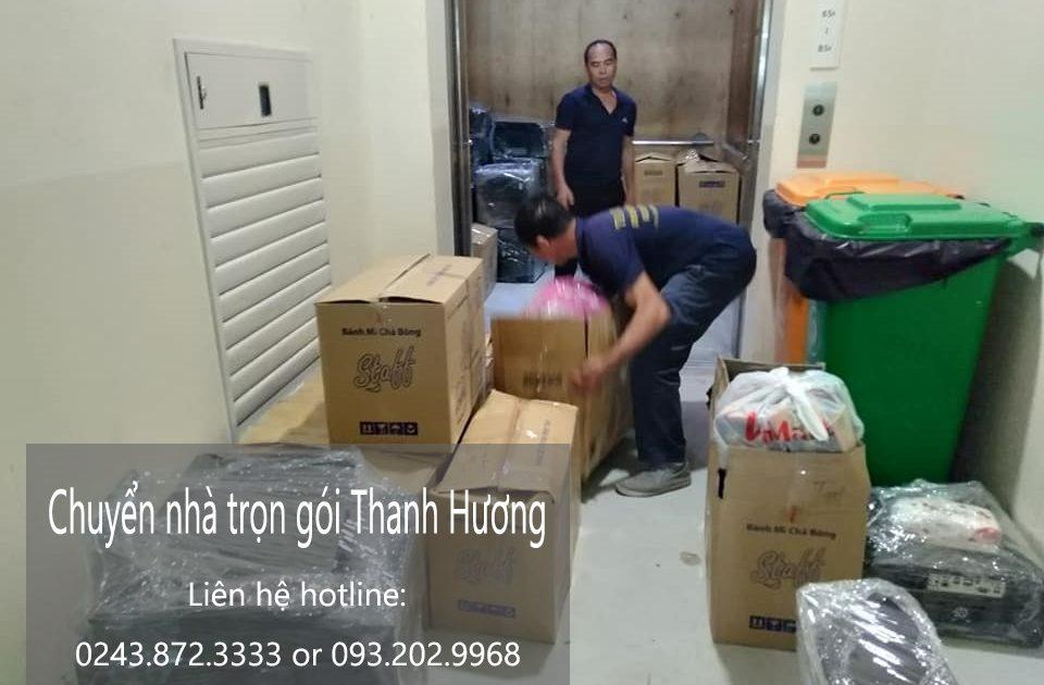 Chuyển văn phòng giá rẻ Thanh Hương tại đường Lĩnh Nam
