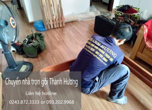 Thanh Hương chuyển nhà giá rẻ tại phố Cổ Linh