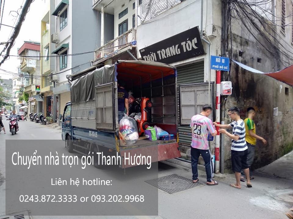 Dịch vụ chuyển nhà tại phố Ngũ Hiệp 2019