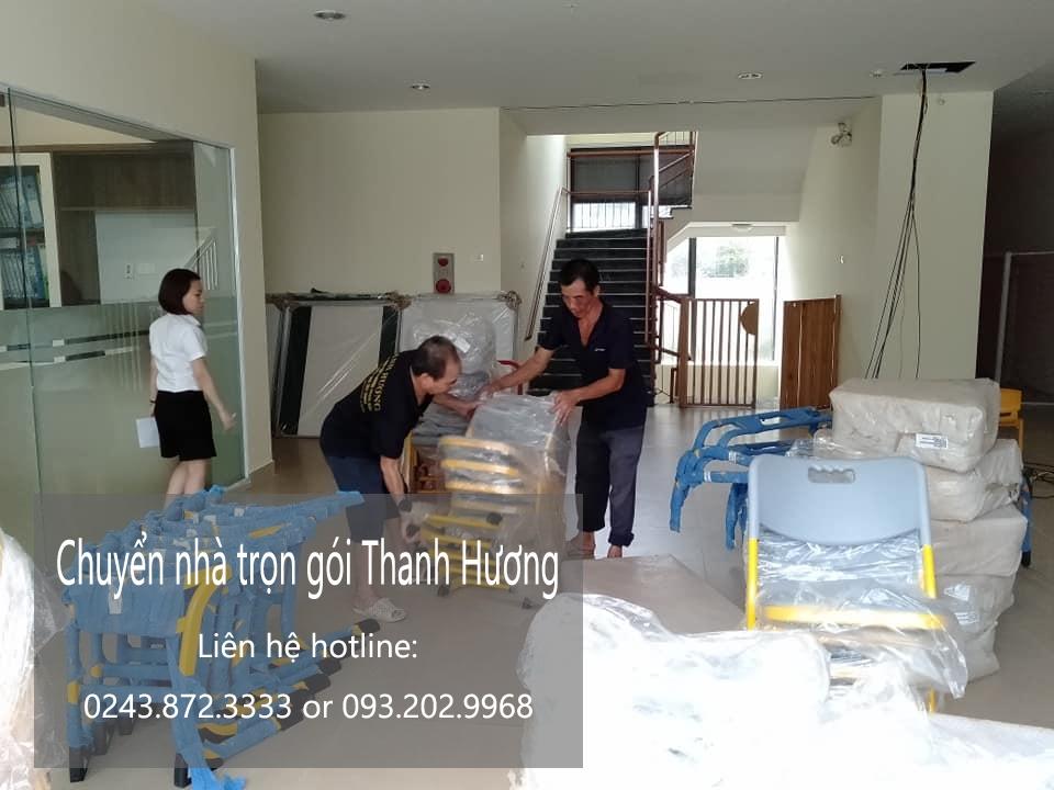 Dịch vụ chuyển nhà Thanh Hương tại phố Phú Kiều