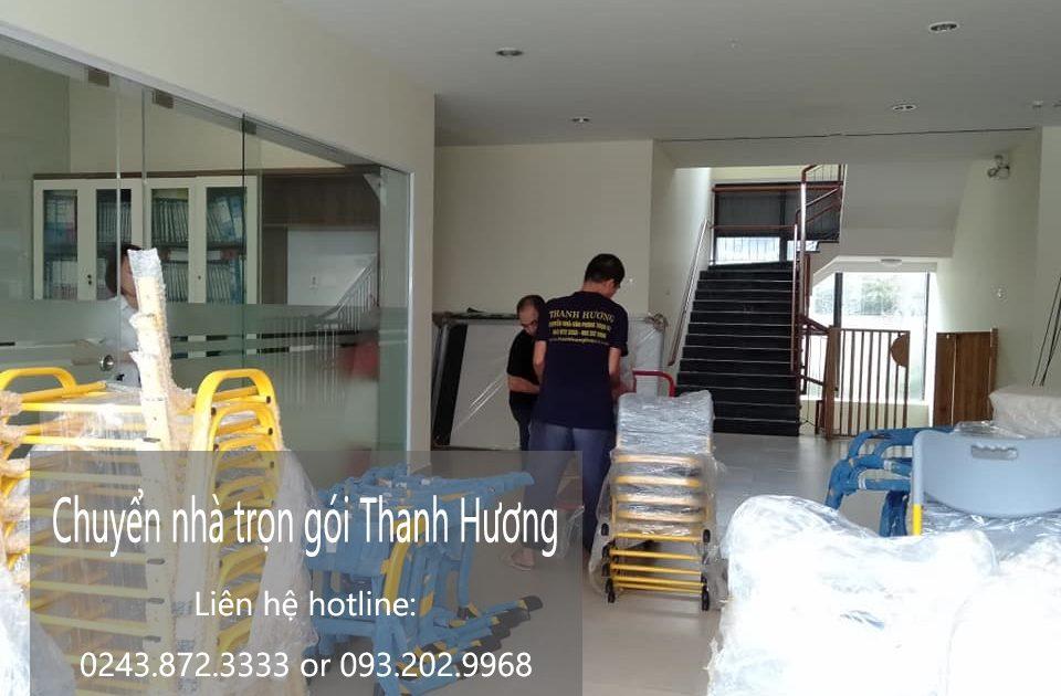 Dịch vụ chuyển nhà Thanh Hương tại phố Phú Diễn