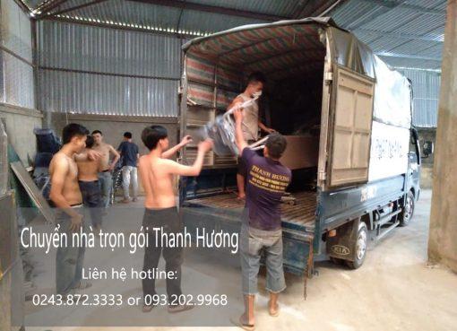 Dịch vụ chuyển nhà tại phố Chính Kinh