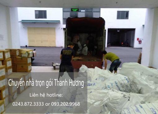 Dịch vụ chuyển nhà Thanh Hương tại phố Dương Văn Bé