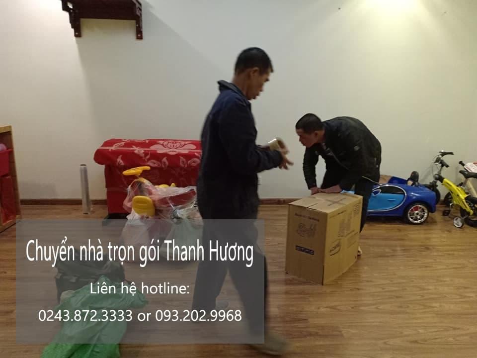Thanh Hương chuyển nhà giá rẻ tại phố Hoàng Thế Thiện