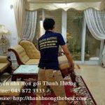 Dịch vụ chuyển nhà Thanh Hương tại phố Kẻ Vẽ