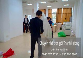 Thanh Hương chuyển nhà chuyên nghiệp tại phố Cổ Nhuế
