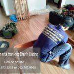 Thanh Hương chuyển nhà uy tín tại phố Đông Ngạc
