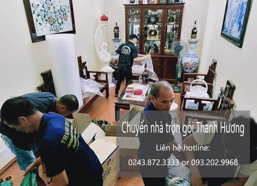 Dịch vụ chuyển nhà Thanh Hương Hà Nội đi Hải Dương