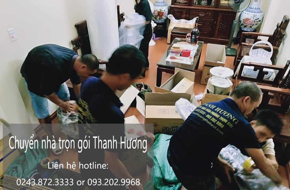 Dịch vụ chuyển nhà tại phường Giang Biên