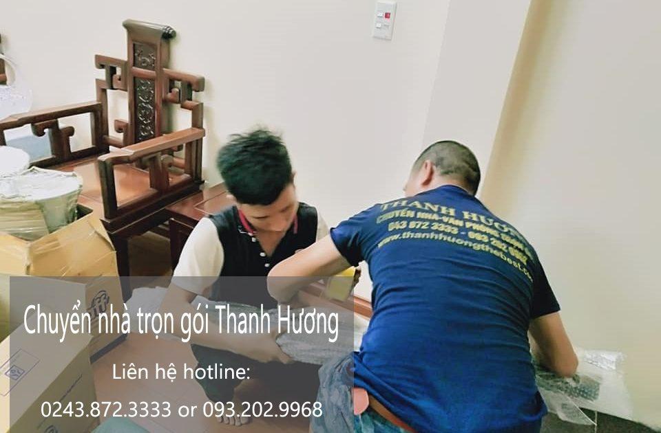 Dịch vụ chuyển nhà Thanh Hương tại phường Trần Hưng Đạo