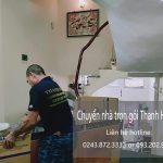 Dịch vụ chuyển nhà tại phường Hàng Buồm