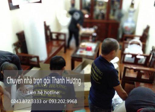 Dịch vụ chuyển nhà tại phường Liễu Giai