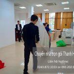 Thanh Hương chuyển nhà giá rẻ tại phố Đức Diễn