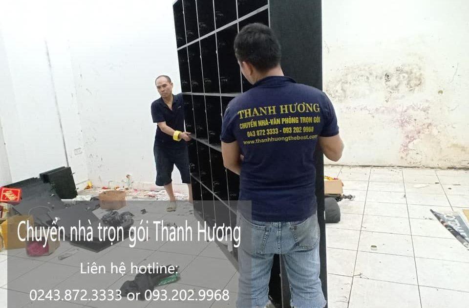 Dịch vụ chuyển nhà Thanh Hương tại phường Lê Đại Hành