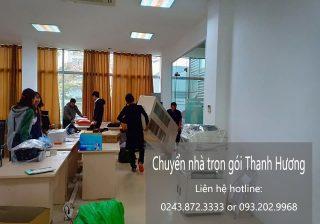 Dịch vụ chuyển nhà Thanh Hương tại phường Đông Ngạc