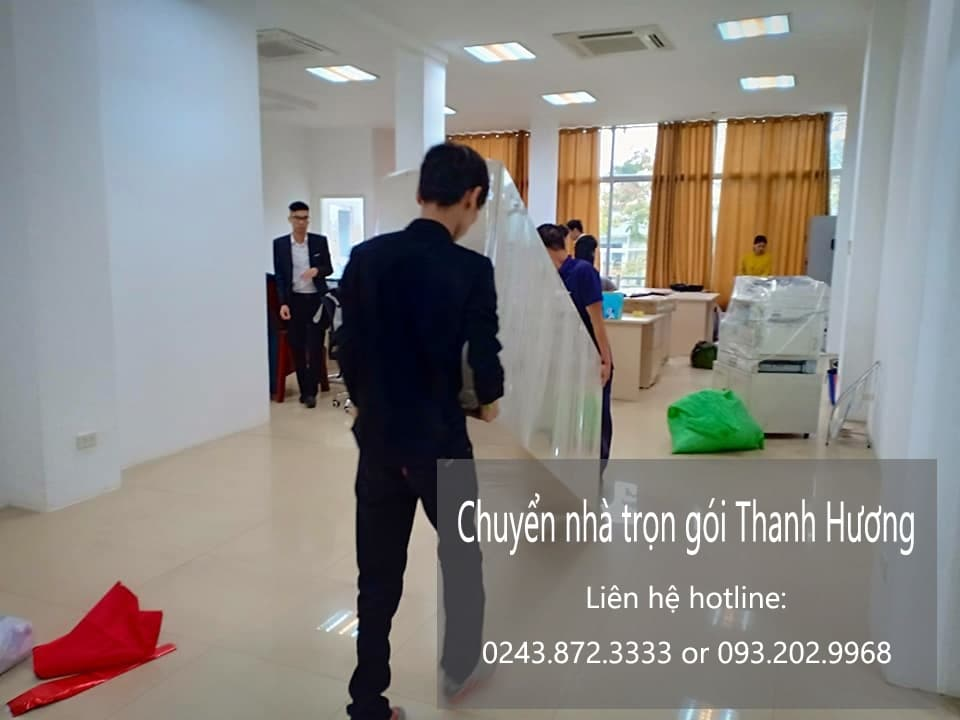 Thanh Hương chuyển nhà uy tín tại phố Kim Giang