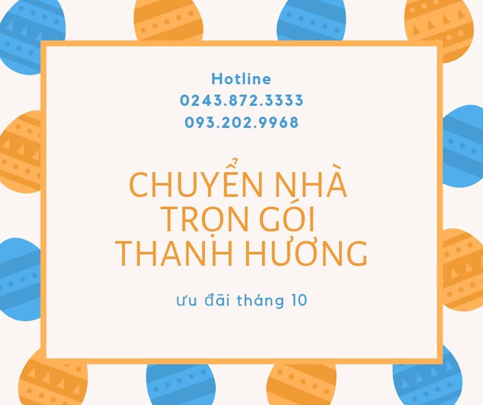 Dịch vụ chuyển nhà Thanh Hương tại phường Thạch Bàn